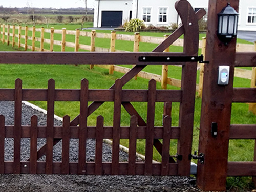 Carriage Gate Gates from Timbergate