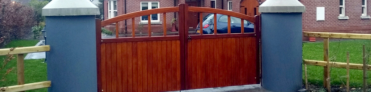 Cranmore Gate  from the Timbergate Traditional Range of Timber Gates