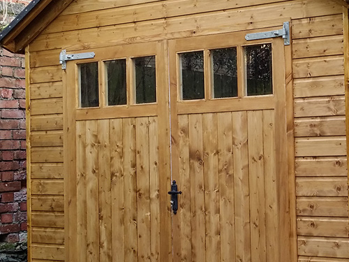 Garage Doors Gates from Timbergate
