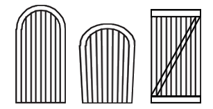 Pedestrian Gates Gates from TimberGate Traditional Range