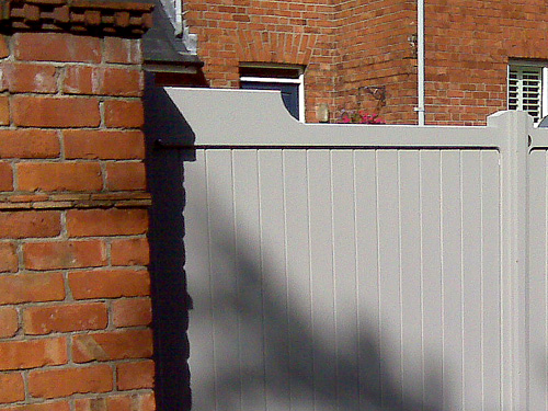 Stockman Gates from Timbergate